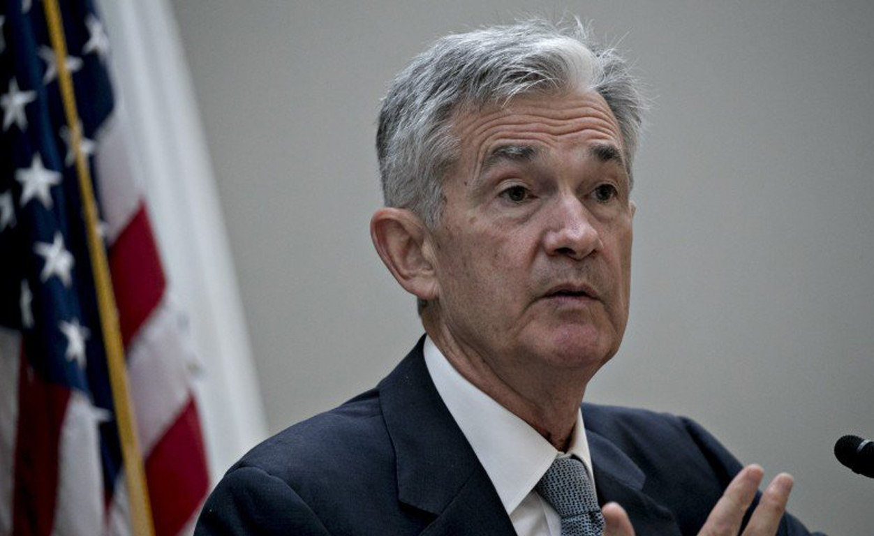 Dollar to decline on Powell's comments