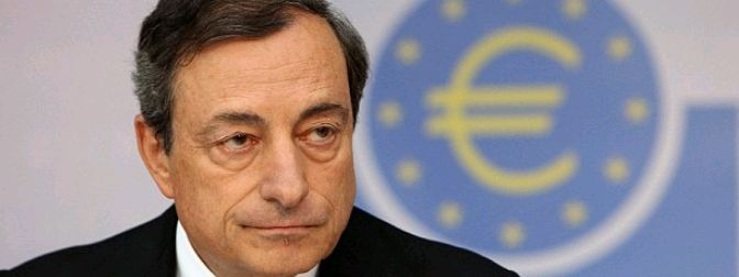 Euro yo-yos on Draghi's mixed messages